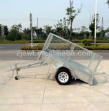 Fiabilité Factory Supply One Axle Trailer for Industrial