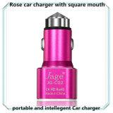 Высокое качество Micro Auto Mini универсальный двойной автомобильное зарядное устройство USB