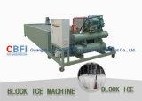 Экономия электроэнергии льда машины для приготовления твердого льда блока цилиндров