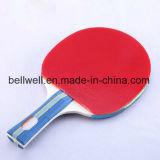 Caoutchouc Raquette de Tennis de Table en bois et de raquette de tennis de table
