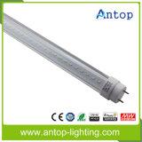 140lm/W 16W 가득 차있는 플라스틱 LED T8 관 빛 1200mm