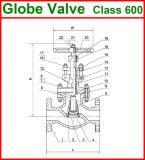 1500lb API Globle Klep (GAJ41W/GAJ41Y)