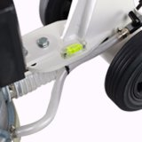 Amoladora concreta del suelo de Fg250e con la máquina de pulir de la placa de 250m m