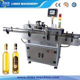 Machine à étiquettes d'Automtic de collant latéral simple de bouteille