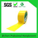 Dispositif avertisseur de Biohazard de film de PVC des produits 142-0004 de roulis avec l'impression noire
