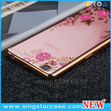 Electroplated Funda TPU para Oppo A37 A59 R9 F1