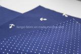 チノのためのサテンのリベットのポルカの印刷の綿織物