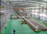 棒圧延製造所の生産ライン