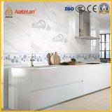 Los materiales de construcción de cerámica esmaltada pared interior mosaico para cocina, cuarto de baño