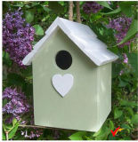 Rustic Antique Decorative Wooden Birdhouse