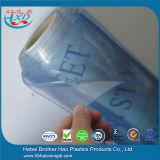 strato libero trasparente flessibile della tenda del PVC del vinile di 1mm prezzi spessi della materia plastica di migliori