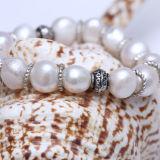 La perla di fascino dei braccialetti di Strench di modo borda i braccialetti