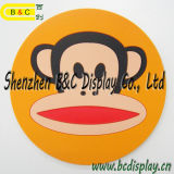 Coaster de papel absorvente do OEM Wholsale, esteira do copo para o fornecedor de China da bebida de Catuaba (B&C-G116)