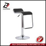 2016 Hot Sale Balck PVC TABOURET DE BAR Bar Chaise de Anji Zhejiang