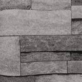 Neuer geprägter Tapeten-Katalog des Purpur-2017 Kurbelgehäuse-Belüftung