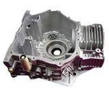 Aluminiumsand-Gussteil Druckguß mit CNC-Maschinerie-Teilen