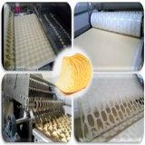Ligne de traitement de chips de pommes de terre fabriquées avec une capacité de 200 kg / h