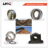 Rodamientos de rodillos esféricos de URC para la maquinaria de mina
