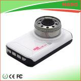 câmera elevada do carro do Blackbox DVR do veículo da definição 1080P