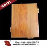2018topsale китайского поставщика ISO9001: 2008 Mold-Proof алюминиевой декоративной панели