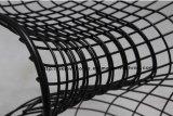 レプリカダイニングレストランStackable StringsブラックPantonスチールワイヤーチェア