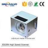 De hete Galvanometer van de Laser van de Hoge snelheid van de Verkoop Jd2206 voor het Merken van de Laser