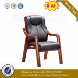 Новый стул Vistor конференции деревянной ноги типа 2017 (Ns-CF048)