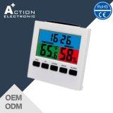 컬러 화면 출력 장치 LED 전자 기상대 디지털 시계