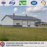 Sinoacme는 구조 강철 광속 작업장을 조립식으로 만들었다