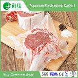 Sac de vide de empaquetage de barrière de PE de PA pour la viande