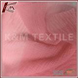 Одиночным ткань цвета Silk смешанная нейлоном для Costume
