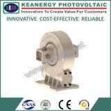 Mecanismo impulsor solar de la ciénaga del sistema del picovoltio del módulo de ISO9001/Ce/SGS con el motor con engranajes