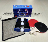 Portable et jeu de tennis de table escamotable Net Raquette de Tennis de Table