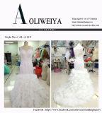 Aoliweiya подгоняет Bridal платья венчания плюс размер
