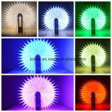 装飾および照明のための携帯用LEDの卓上スタンド