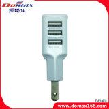Adapter van de Lader van de Reis van de Telefoon van de Lader USB de Mobiele Multi