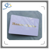 Карточка PVC изготовленный на заказ печатание Cr08 пластичная