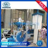 Pulverizer à grande vitesse de meule pour le PE de LDPE pp de HDPE en plastique