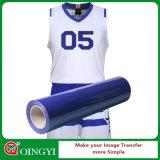 Couleur rouge Qingyi polyuréthane de haute qualité pour les textiles en vinyle de transfert de chaleur