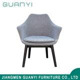 Chinesischer echtes Leder-Esszimmer-Stuhl