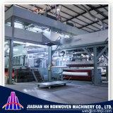 정밀한 중국 2.4m SMS PP Spunbond 짠것이 아닌 직물 기계