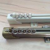 Piste en aluminium décorative à la maison de rideau (05T0013)