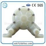 bomba de diafragma pneumática de 1/4 ou 3/8 de polegada