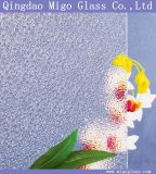 3mm 4mm 5mm 6mm 8mm Decorative Diamond Rolled Patterned Glass