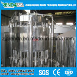 Terminar la embotelladora automática del jugo/de agua de la bebida para la botella del animal doméstico