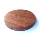 China electrónicos de consumo de productos de madera caliente Wireless Cargador para batería del teléfono