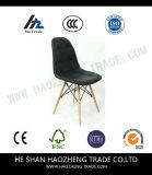 Pie recreacional plástico de madera de color rosa oscuro de la silla Hzpc125