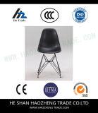 Пластичный подлокотник Hzpc144 сидит ноги оборудования доски - чернота
