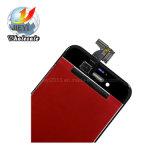 iPhone 4のための白くおよび黒いLCD表示のタッチ画面の計数化装置の等級AAA Boeの品質3.5インチの携帯電話