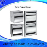 Sostenedor del papel de acero inoxidable del cuarto de baño de la alta calidad